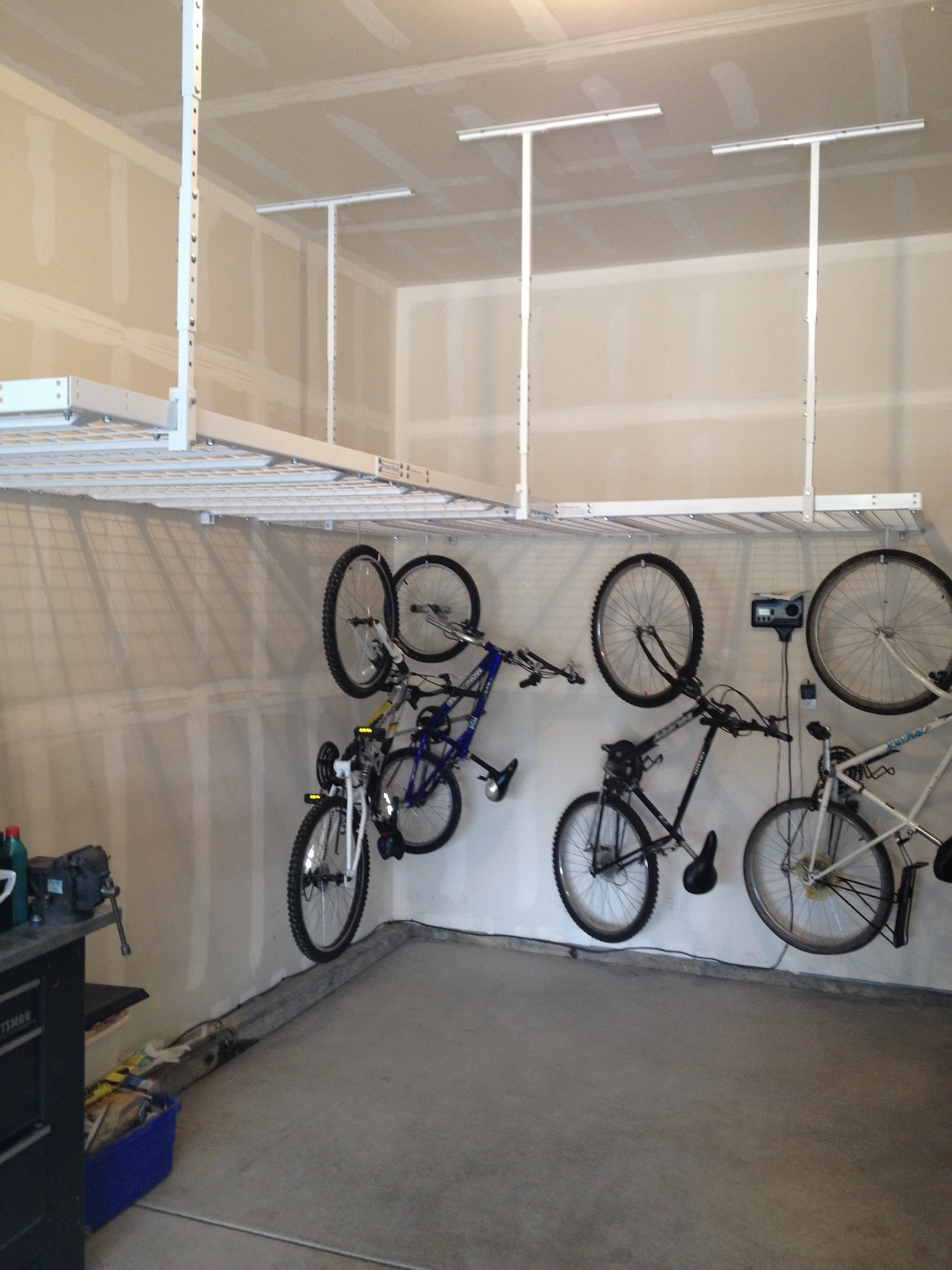Adjustable Garage Overhead Storage Denver